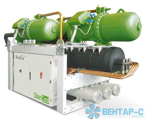 Чиллеры Ballu Machine с водяным охлаждением серии BMCW