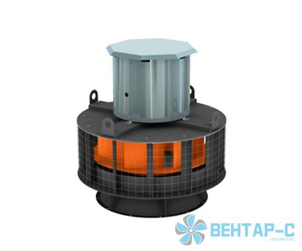 Вентилятор крышный радиальный ВИК-С