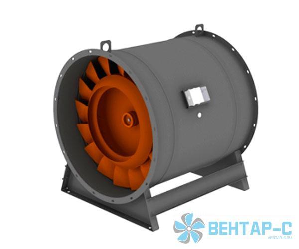 Вентилятор индустриальный осевой магистральный ВИОС-160 (ВО-30-160)