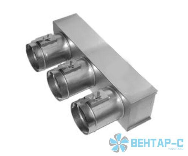 Камера статического давления — КСД к щелевой решетке
