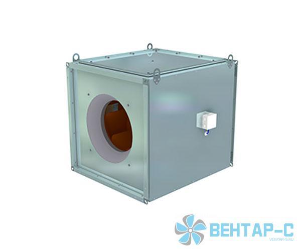 Вентилятор радиальный канальный КРАВ-КШ в шумоглушенном корпусе
