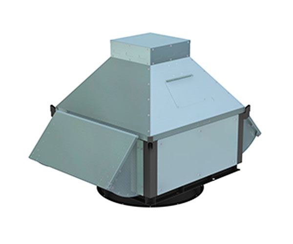 Вентилятор крышный радиальный КВИН-В