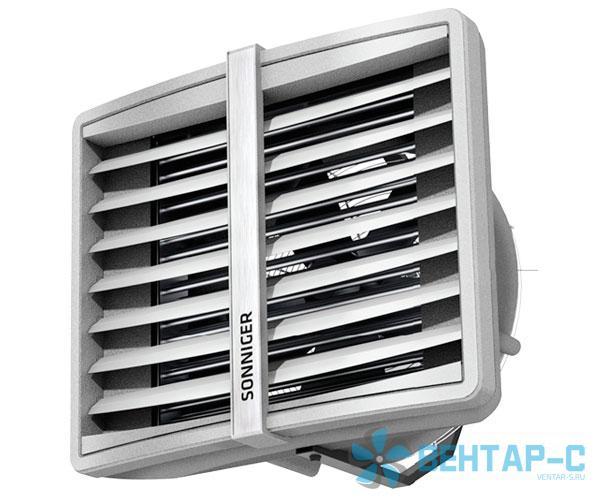 Промышленный водяной тепловентилятор Sonniger Heater ONE