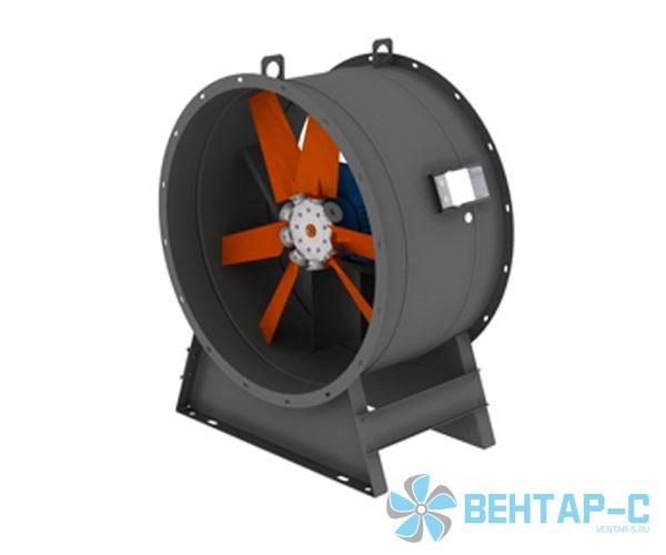Вентилятор индустриальный осевой магистральный ВИОС-190 (ВО-23-195)