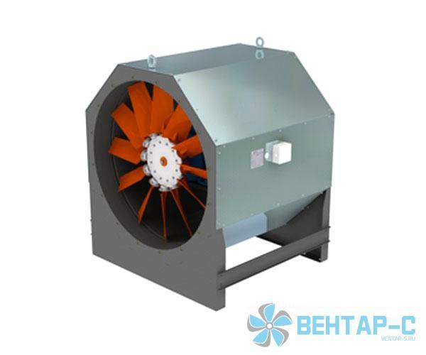 Вентилятор осевой шумоглушенный ВИОС-Ш