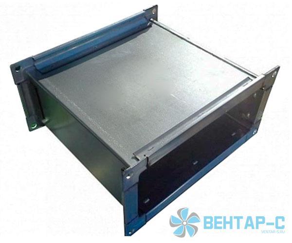 Заслонка SKC-R на прямоугольные воздуховоды