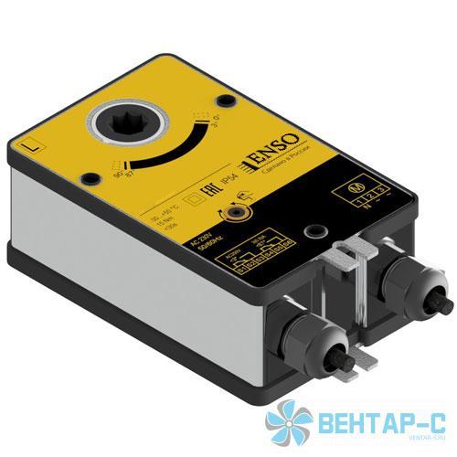 Электропривод ENSO LAB R-BLE230 для противопожарных клапанов без пружины
