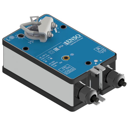 Электропривод ENSO LAB R-LF230 для воздушных заслонок с пружиной